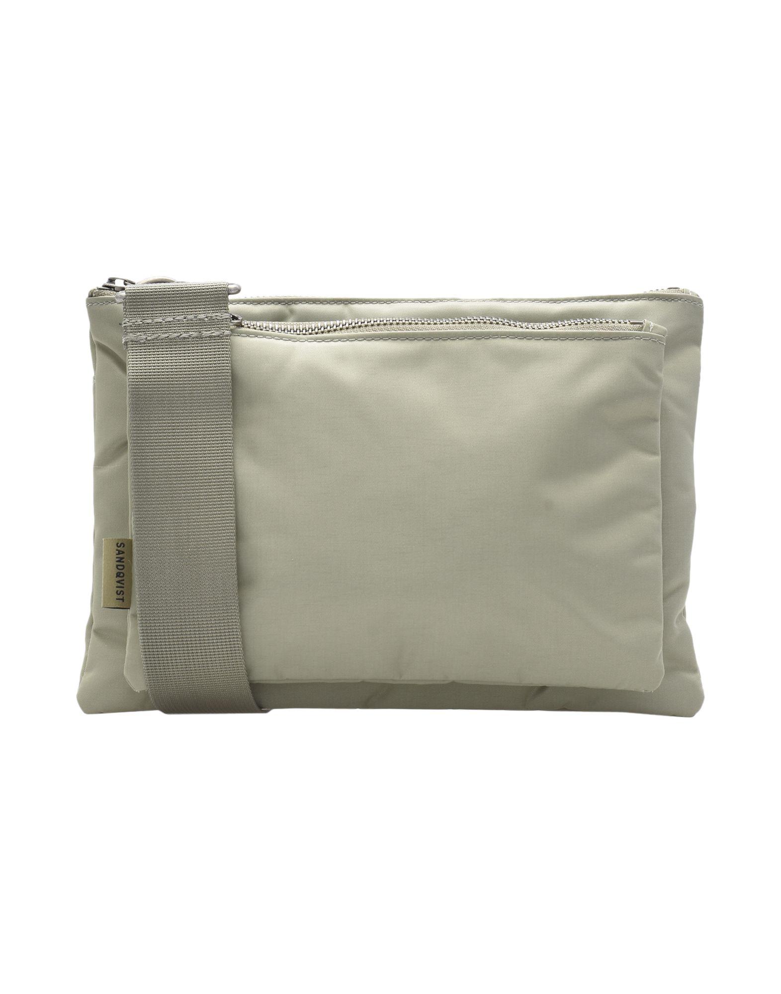 SANDQVIST Cross-Body Bags in Military Green