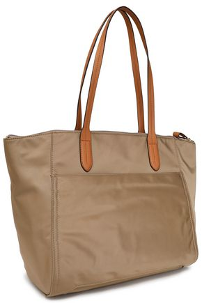 Michael Kors Leather Trimmed S Tote