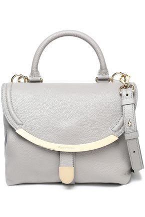 SEE BY CHLOÉ Lizzie small pebbled-leather shoulder bag