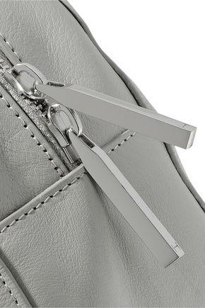 HALSTON HERITAGE Textured-leather shoulder bag