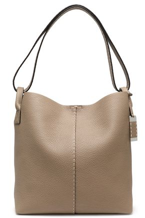 MICHAEL KORS COLLECTION Rogers pebbled-leather tote