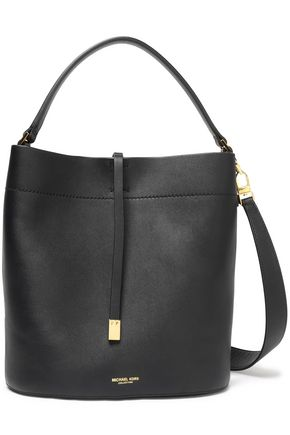 160c5be134a711 Miranda leather bucket bag | MICHAEL KORS COLLECTION | Sale up to 70 ...