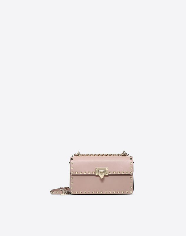 Rockstud Sliding Chain Bag