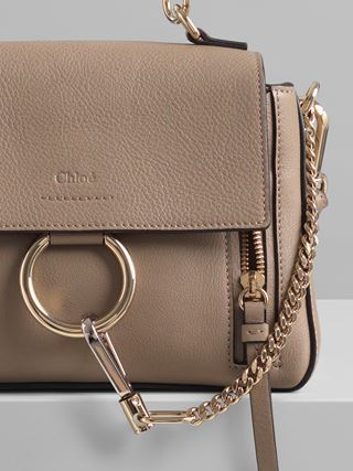 Mini Faye Day shoulder bag