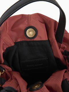 Mini sac porté épaule Flo
