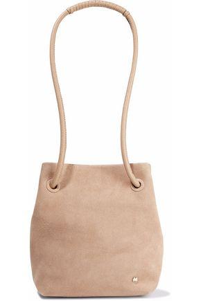 HALSTON HERITAGE Alism suede bucket bag