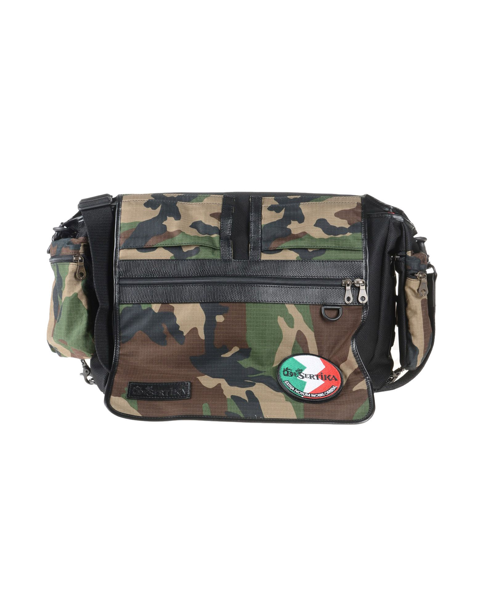 DESERTIKA Work Bag in Military Green