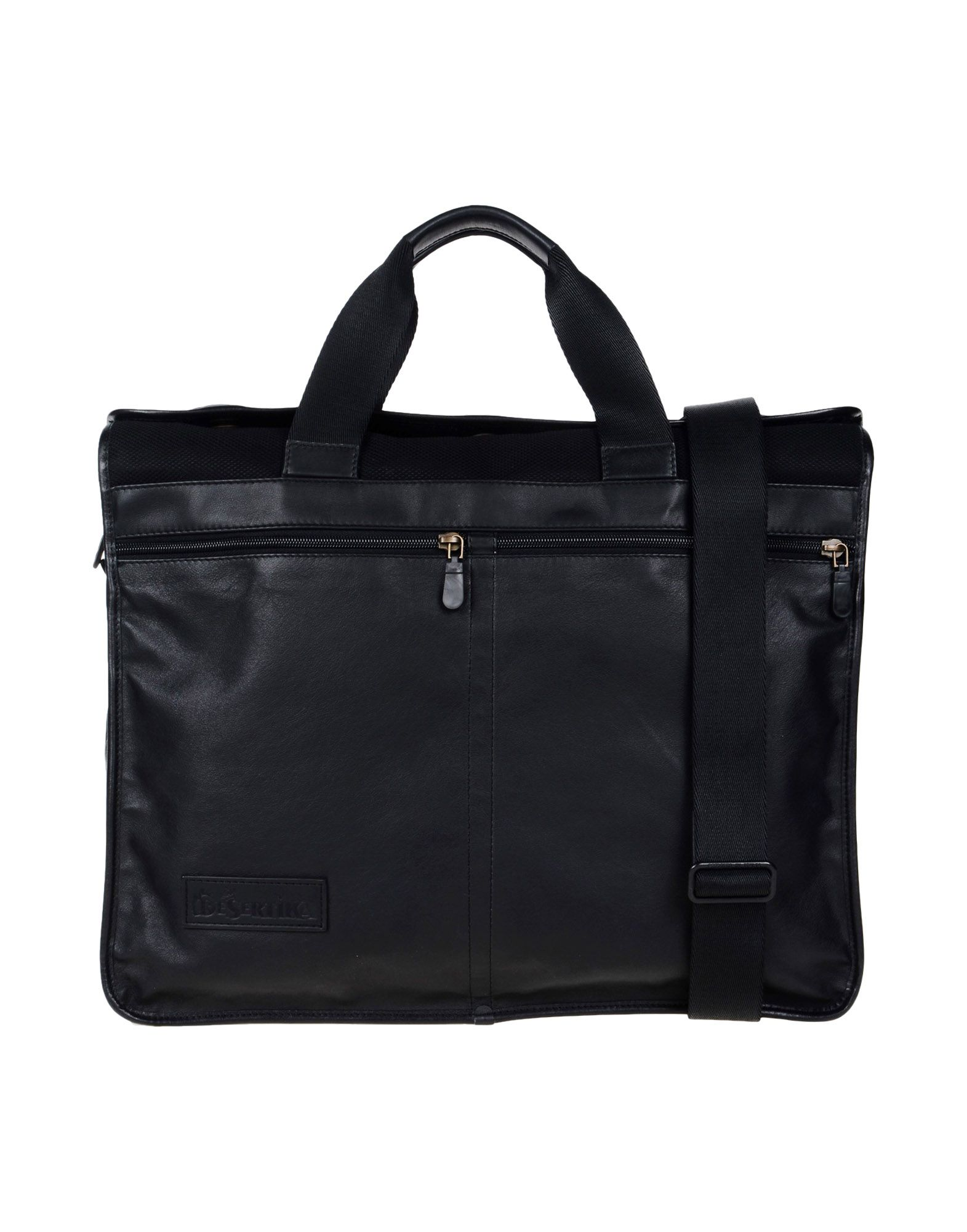 DESERTIKA Work Bag in Black
