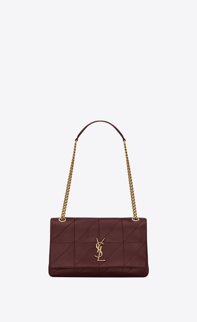 "SAINT LAURENT Jamie Woman jamie medium ""carré rive gauche "" in lambskin a_V4"