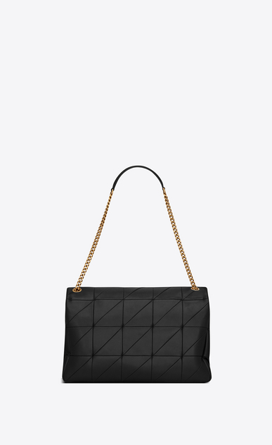 "SAINT LAURENT Jamie Woman jamie giant ""carré rive gauche "" in lambskin b_V4"