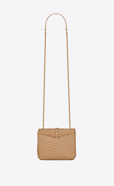 SAINT LAURENT Sulpice Woman Sulpice small in matelassé leather b_V4