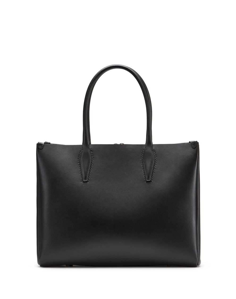 "MEDIUM BLACK ""JOURNÉE"" BAG - Lanvin"