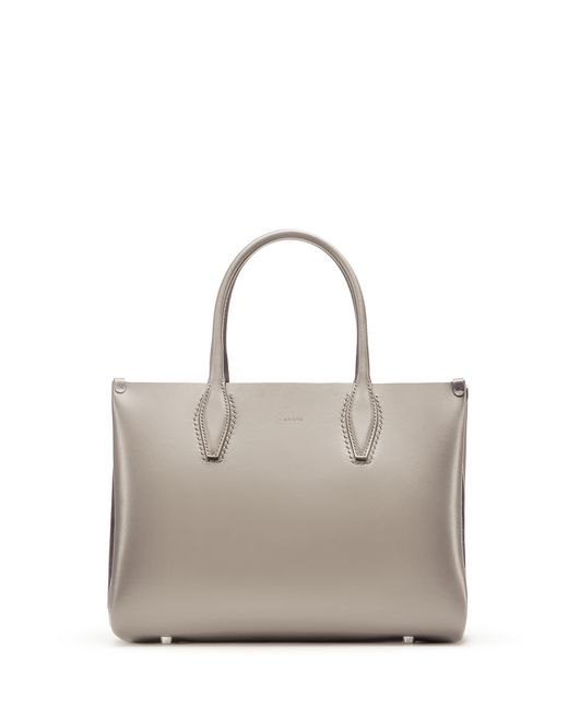 "BORSA ""JOURNÉE"" MINI COLOR MASTICE - Lanvin"