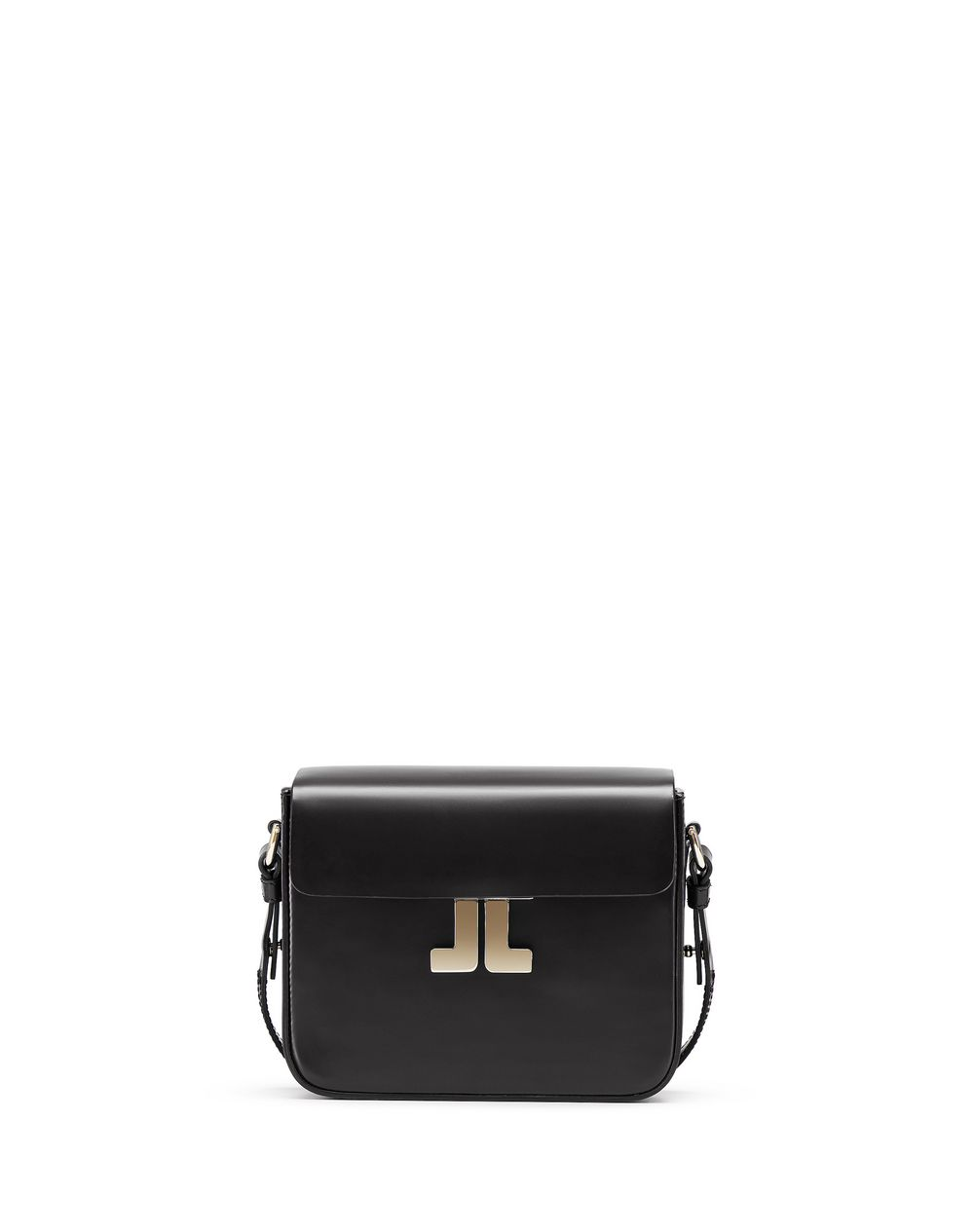 "MINI BLACK ""JL"" BAG - Lanvin"