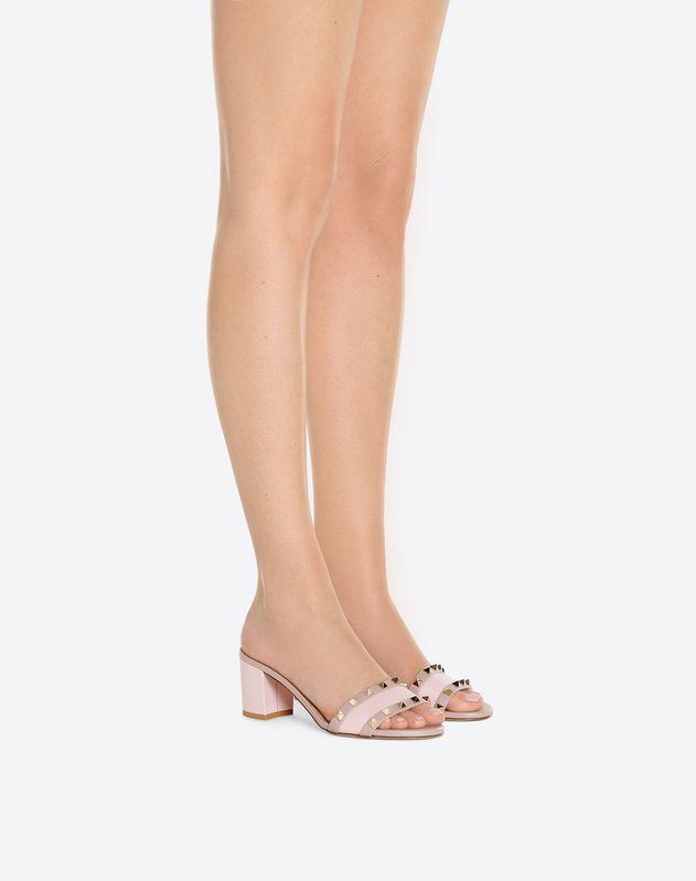 Rockstud Mule Sandal 60mm