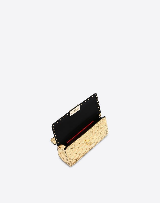 Small Rockstud Spike Chain Bag