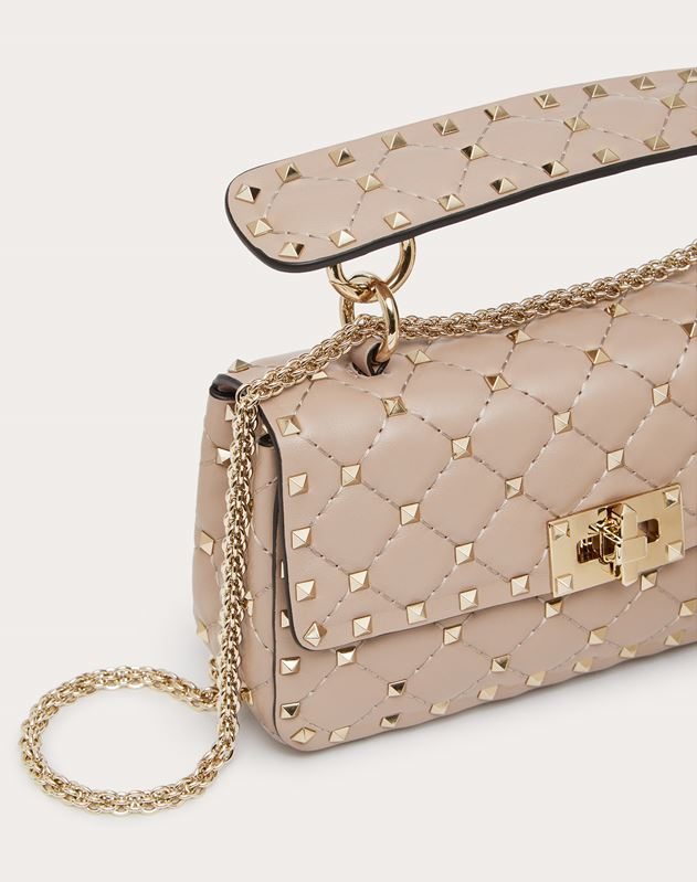 Valentino Garavani Rockstud Spike small bag