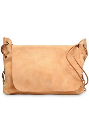 ZIMMERMANN Mini suede shoulder bag