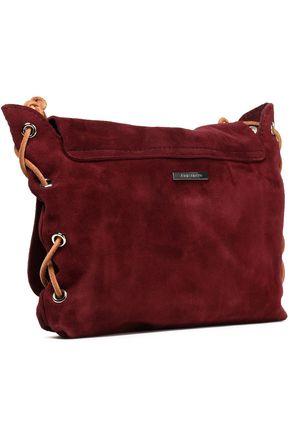 ZIMMERMANN Mini suede shoulder bag