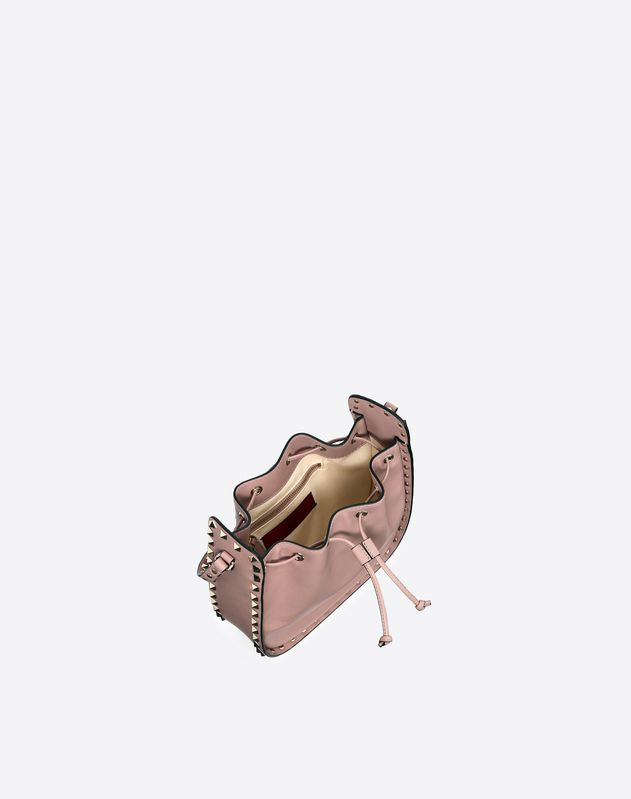 Small Rockstud Bucket bag