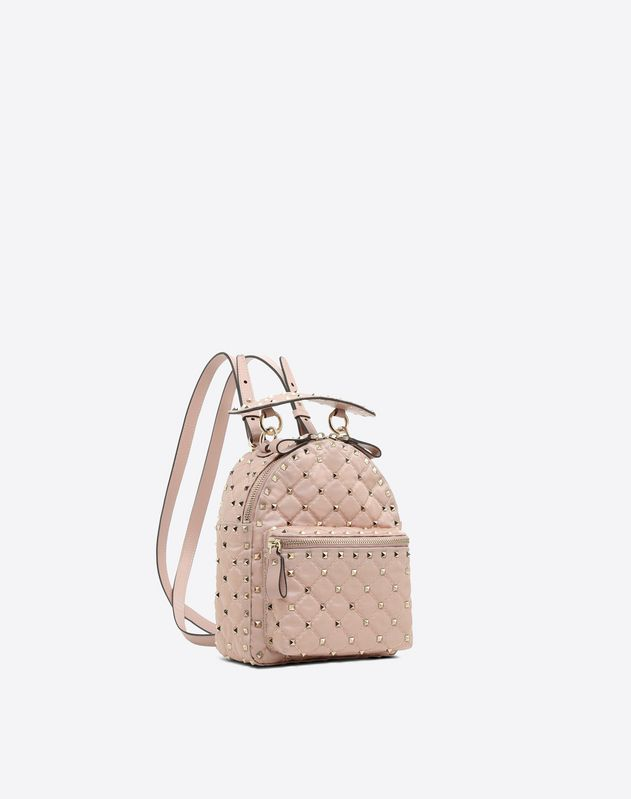 Mini Nylon Rockstud Spike Backpack