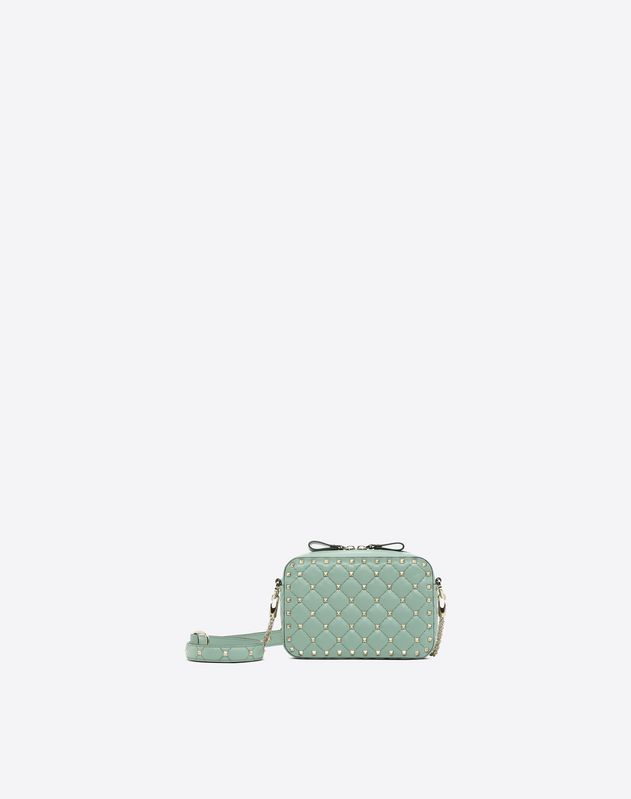 Rockstud Spike Cross Body Bag