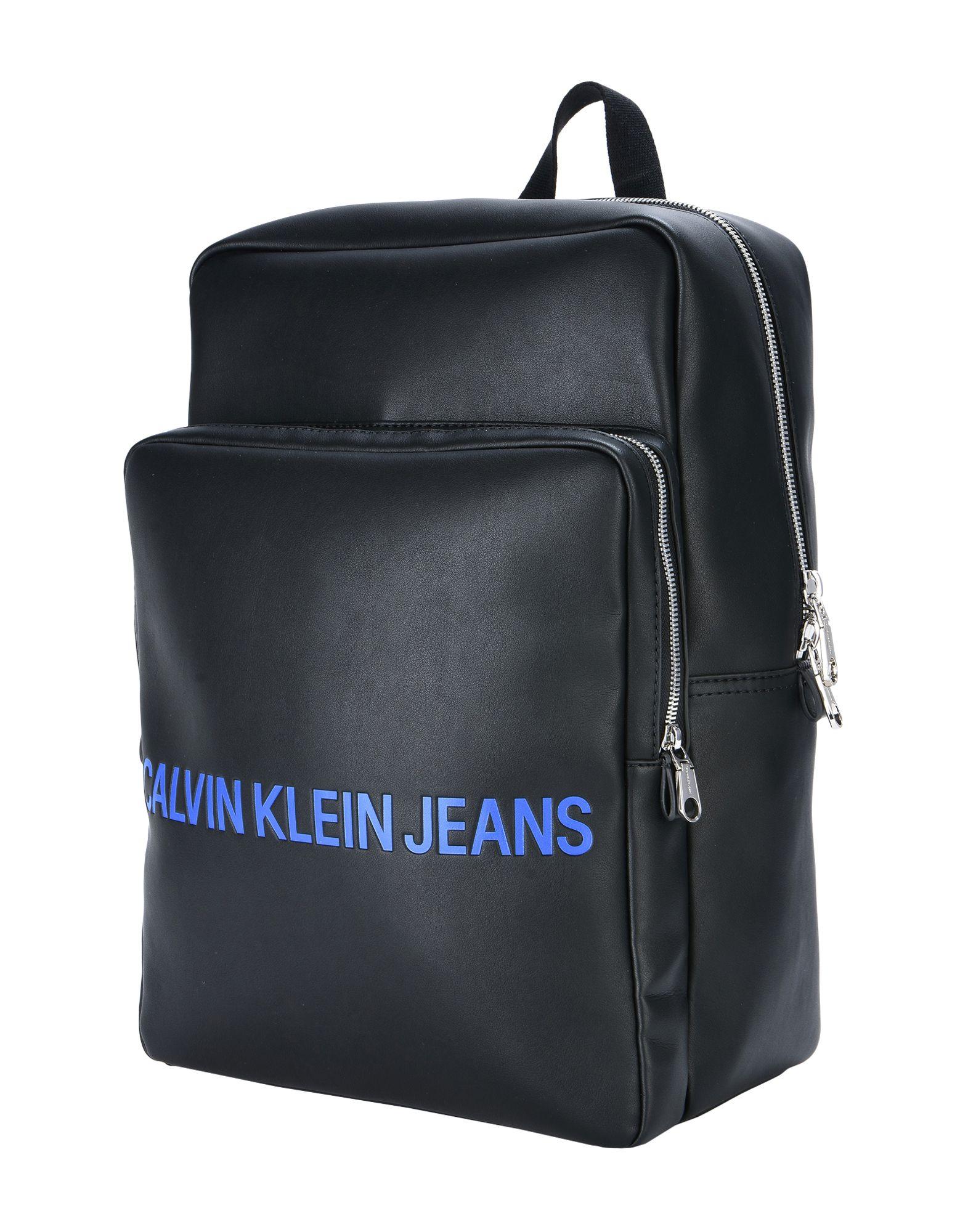 купить CALVIN KLEIN JEANS Рюкзаки и сумки на пояс по цене 12470 рублей