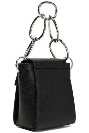 3.1 PHILLIP LIM Leigh small textured-leather shoulder bag