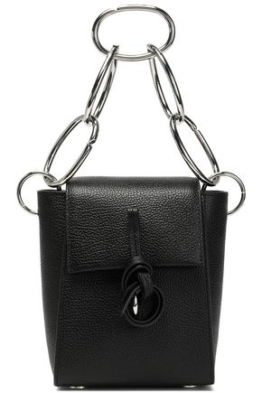 3.1 PHILLIP LIM Pebbled-leather shoulder bag