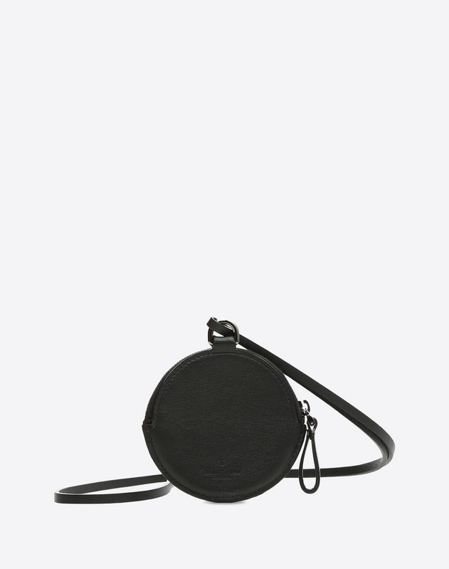 Camouflage neck coin purse