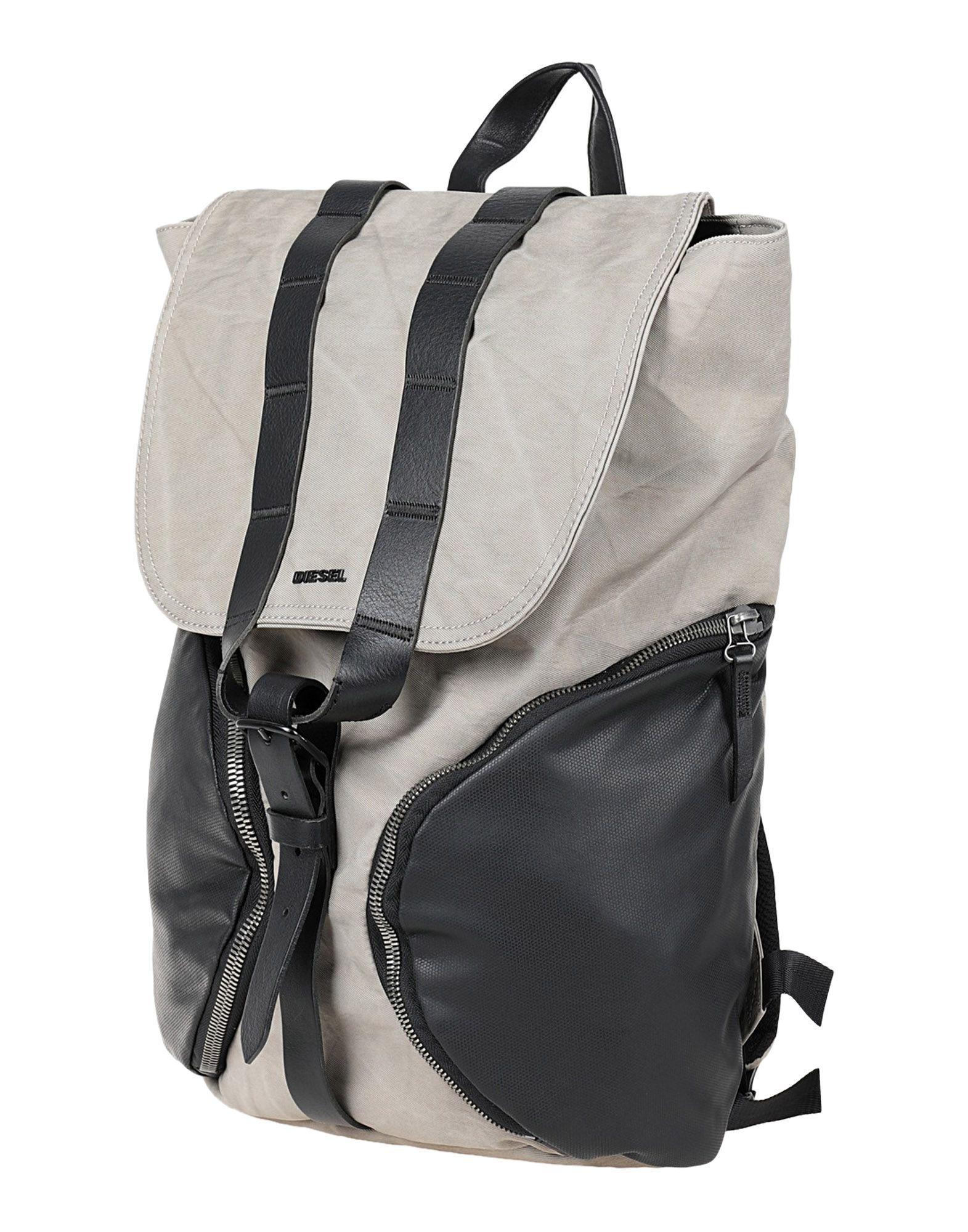 DIESEL | DIESEL Backpacks & Fanny Packs 45411080 | Goxip