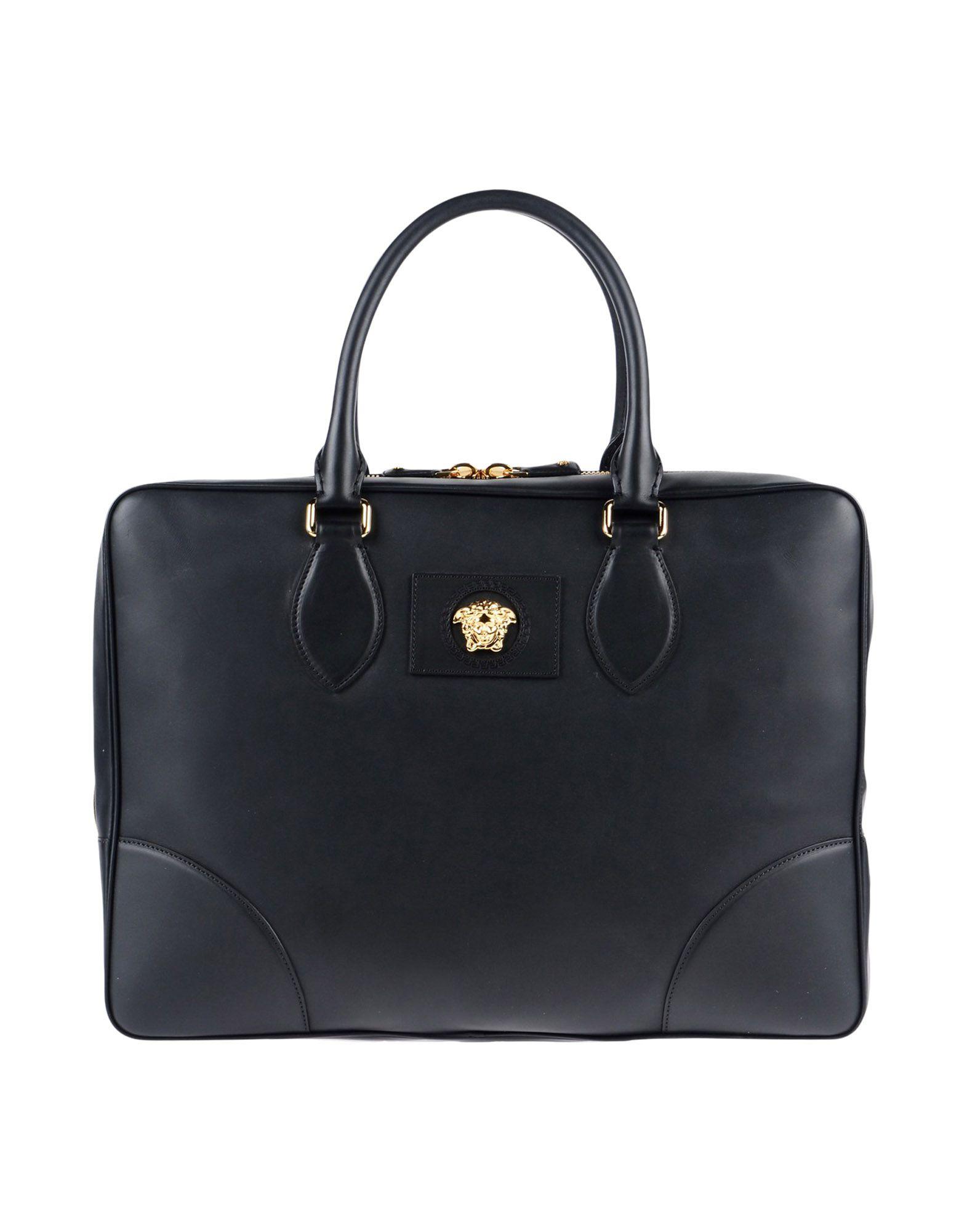 Фото - VERSACE Деловые сумки lanvin деловые сумки