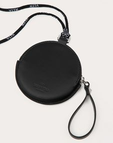 VLTN neck coin purse