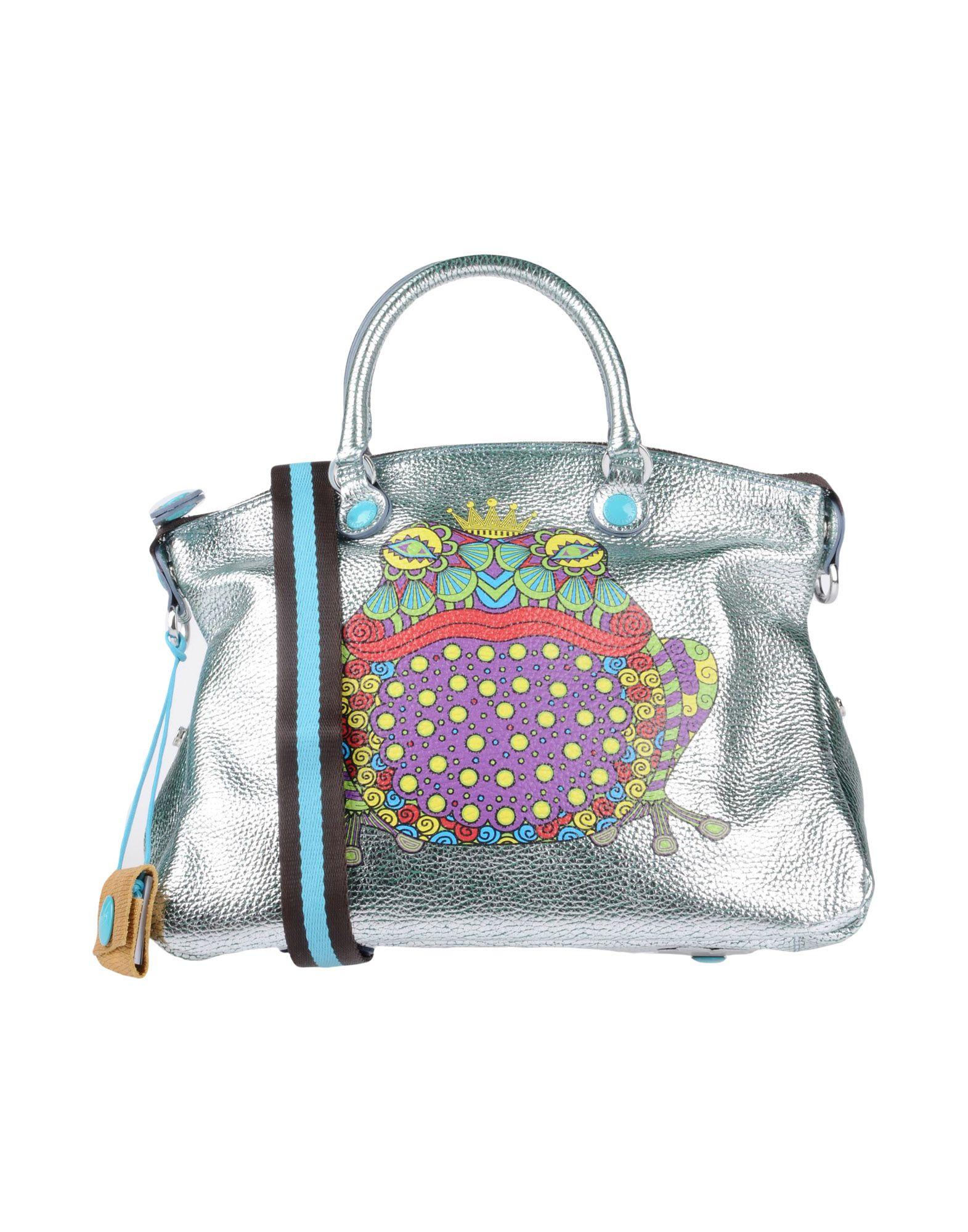 cb9bbb29249e Gabs Handbags In Silver