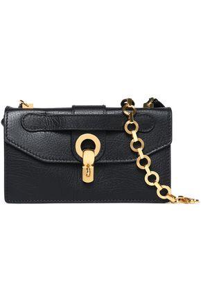 VALENTINO Mini leather shoulder bag