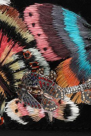 VALENTINO GARAVANI Embellished shoulder bag