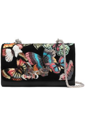 VALENTINO GARAVANI Embellished shoulder bag