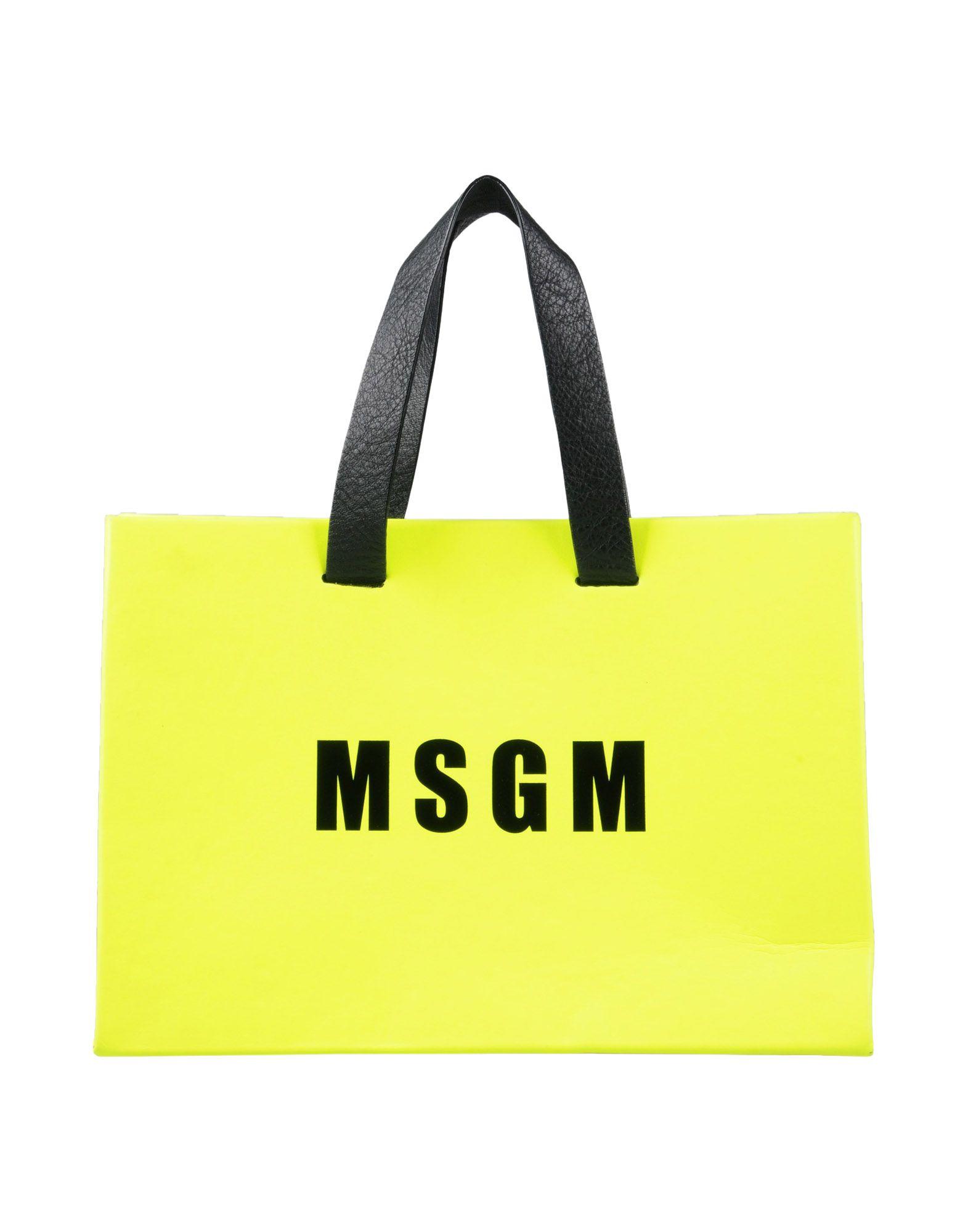 MSGM Сумка на руку цена и фото
