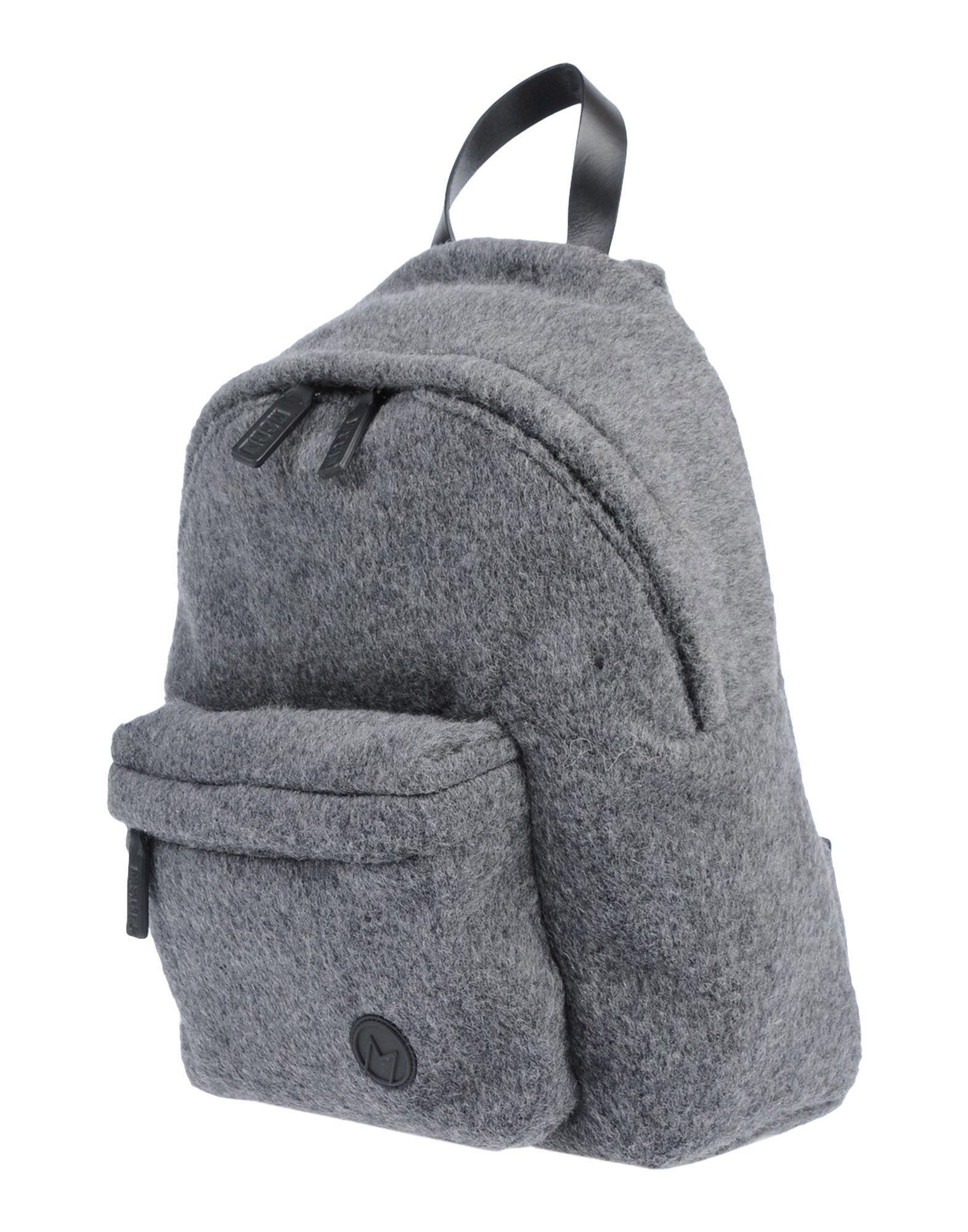 MSGM Рюкзаки и сумки на пояс мужские сумки