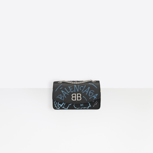 BB Chain Wallet Graffiti