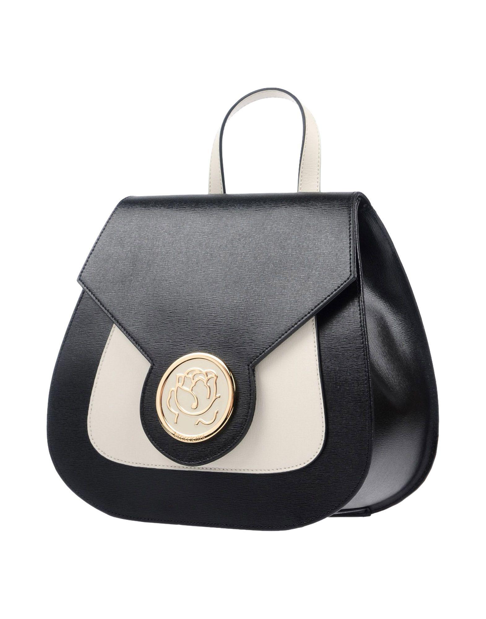 BRACCIALINI Рюкзаки и сумки на пояс сумки