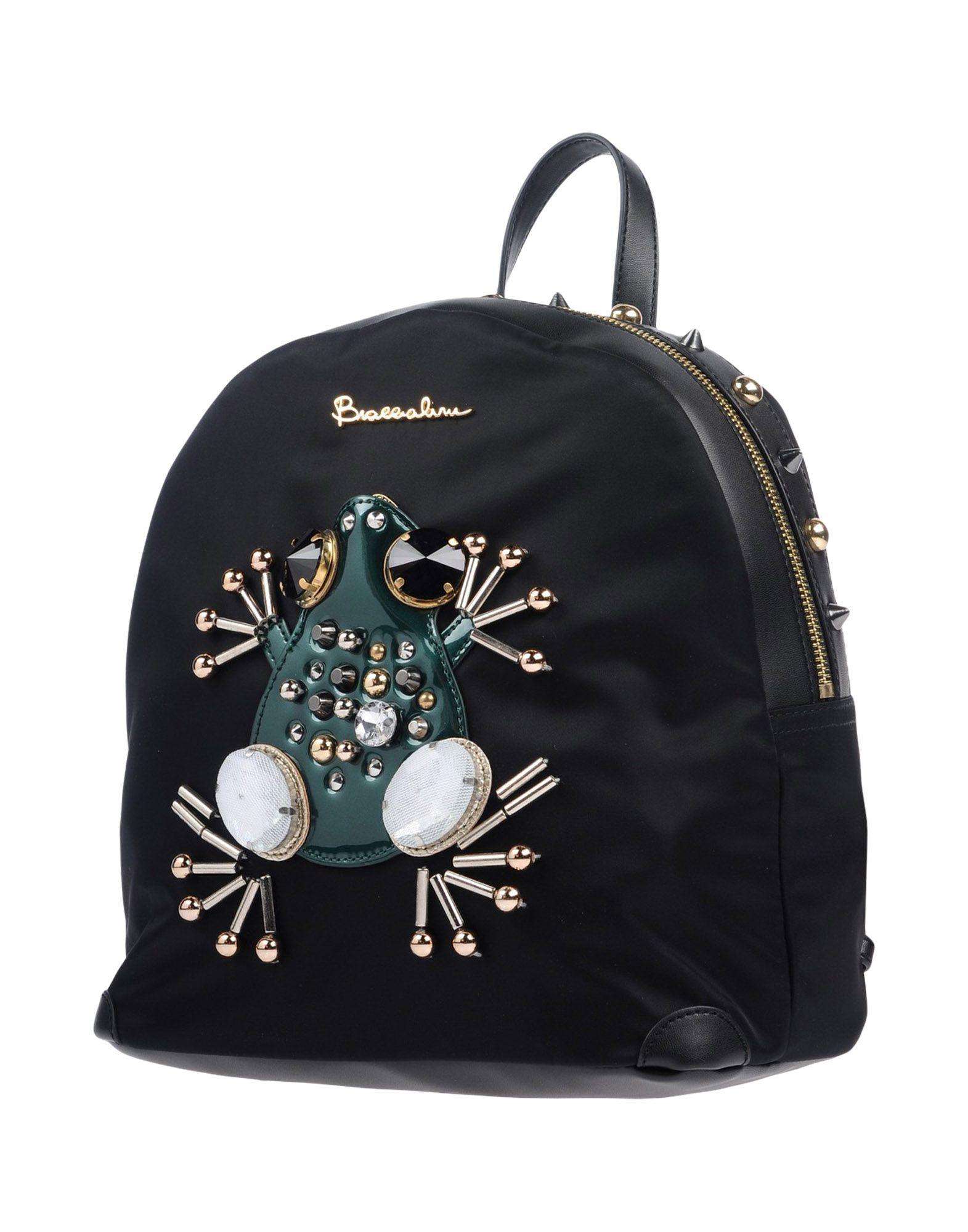 BRACCIALINI Рюкзаки и сумки на пояс рюкзаки