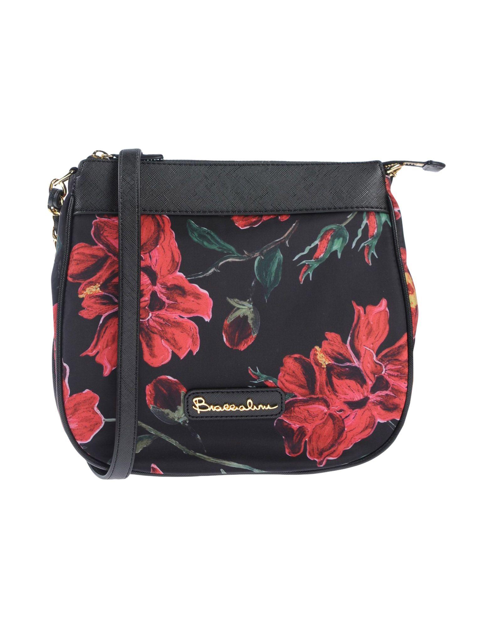 BRACCIALINI Сумка через плечо сумка braccialini b11823 grigio