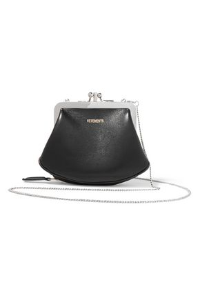 VETEMENTS Leather shoulder bag