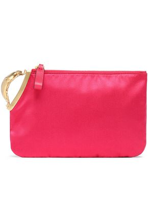 VALENTINO Satin clutch
