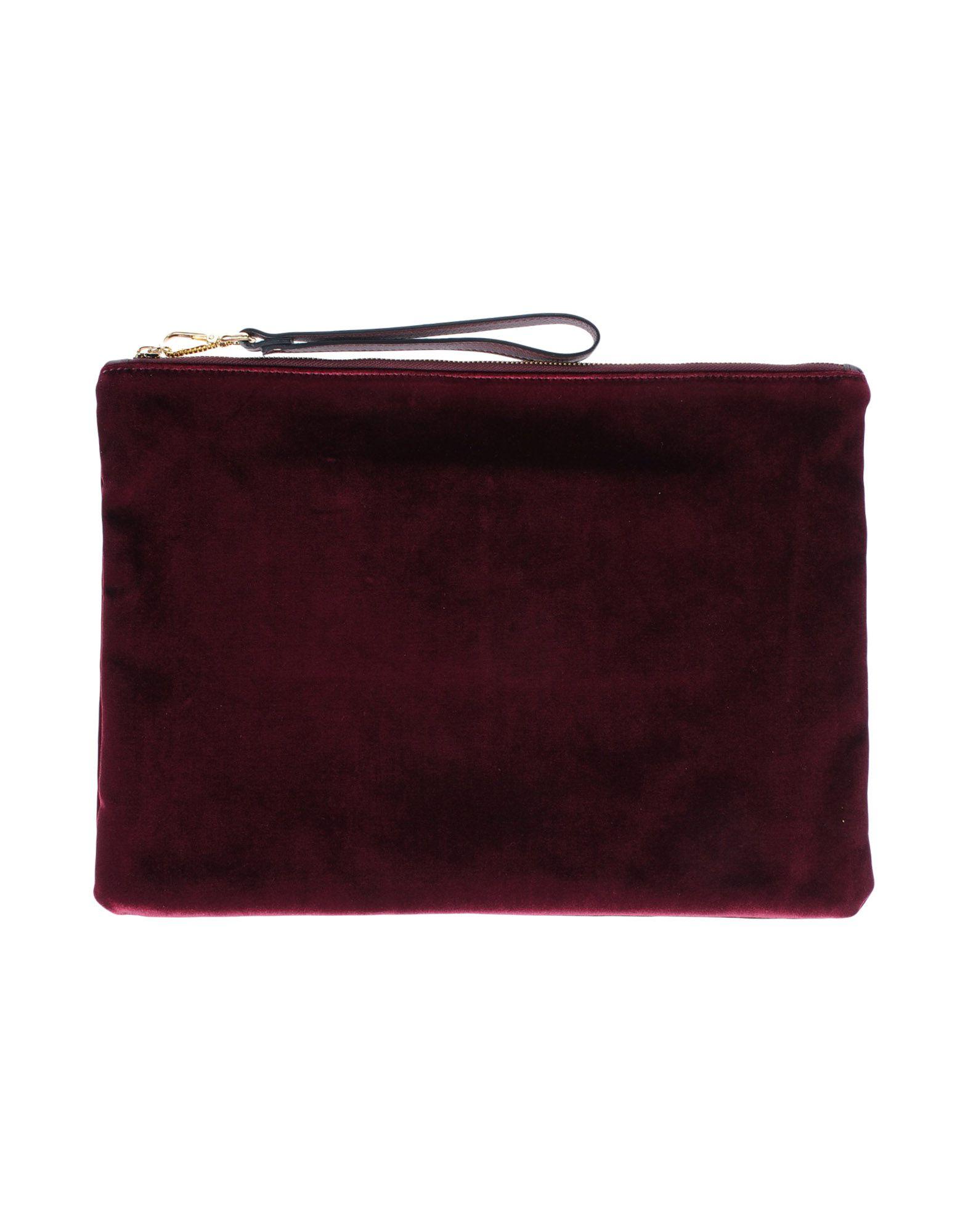 AVENUE 67 Handbags in Deep Purple