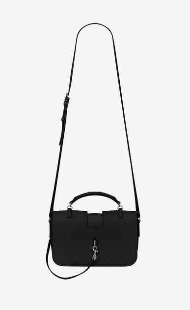 SAINT LAURENT Crossbodys Damen mittlere charlotte messengertasche in schwarz a_V4