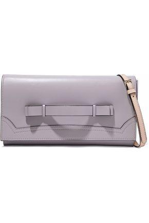 REDValentino Leather shoulder bag