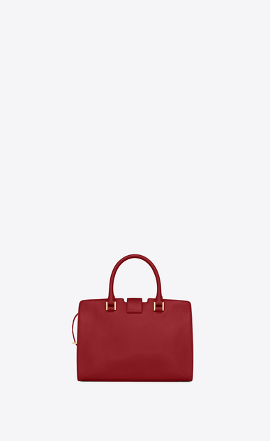 SAINT LAURENT Monogram Baby Cabas Woman baby cabas ysl bag in red leather b_V4