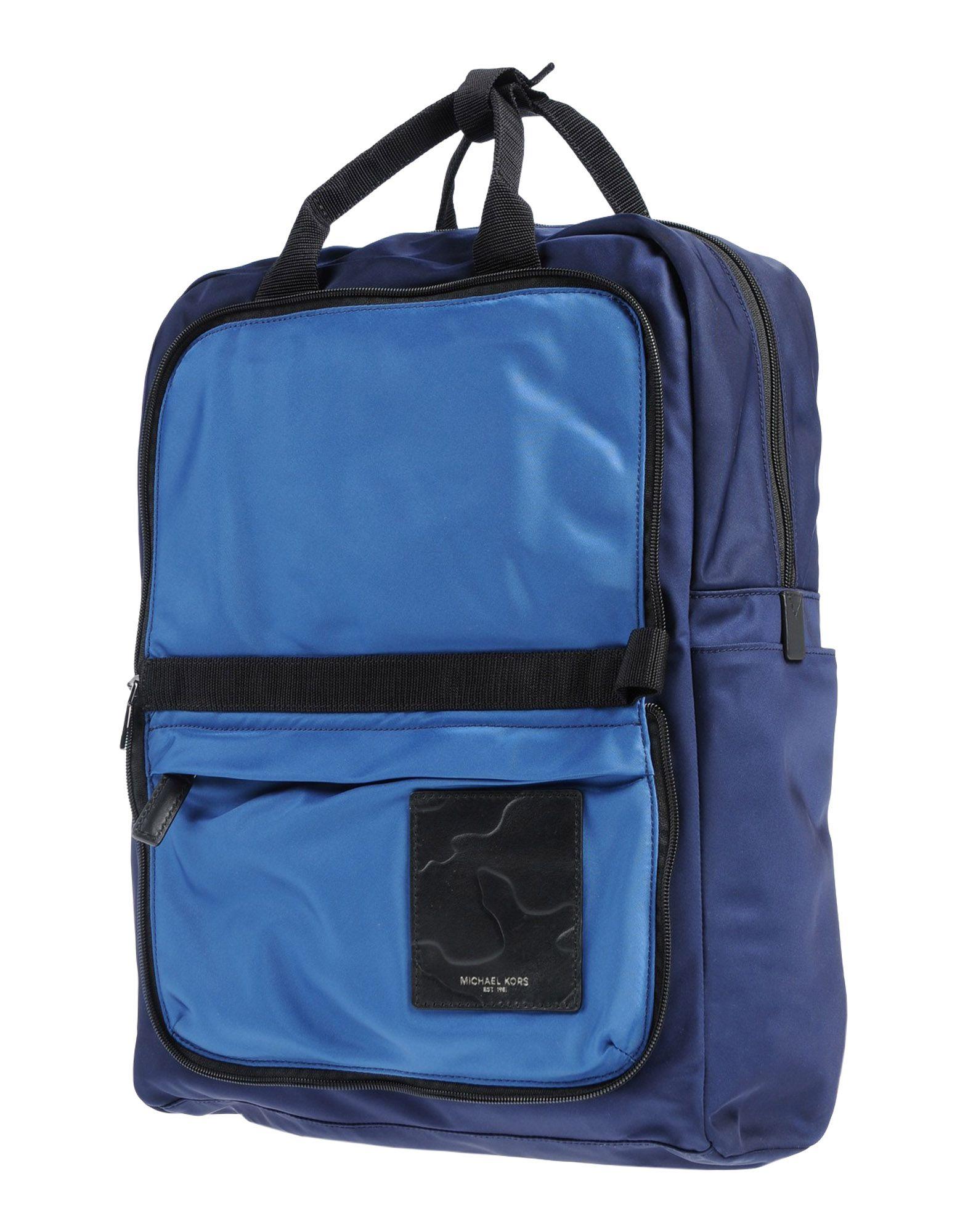 MICHAEL KORS Рюкзаки и сумки на пояс мужские сумки
